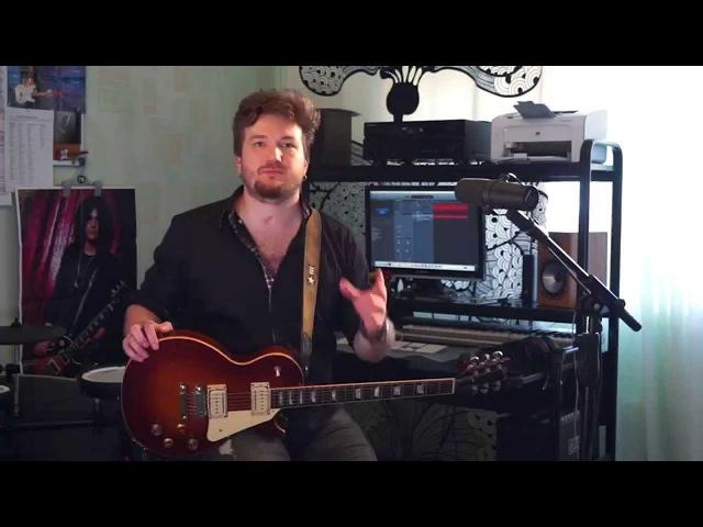 Как играть рифф Master of Puppets Metallica разбор типичных ошибок