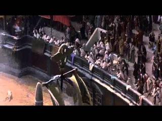 Гладиатор (2000) - битва против колесниц