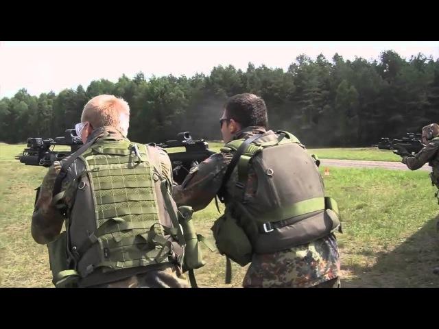 Bundeswehr German Army Infantry Power Tribute HD