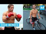 Chad Mendes Conditioning Traning Workouts  Muscle Madness