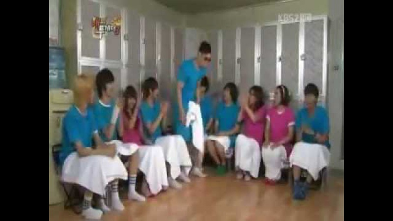 KIM HYUN JOONG SHY, CUTE, AND FUNNY DANCE 2011-2006 PART 1.mp4