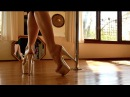 Crazy In Love - Pole Dance Freestyle 50 Shades of Grey Soundtrack