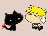Kagamine Len - Kuroneko no Tango (Volevo un gatto nero) - VOCALOID