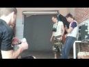 Студійна зйомка для проекту Sportfest40