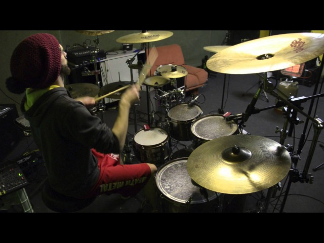 Acranius - Life Sustainment To Continue Mutilation (Drumcover by Manuel Winkler)