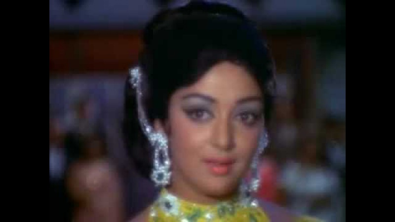 Kaamdev Jaisee Teri Suratiya Lata Mangeshkar Film Tum Haseen Main Jawan Music Shankar Jaikishan.