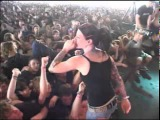Walls Of Jericho - Jaded (Hellfest 2003)
