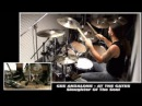 AT THE GATES Slaughter Of The Soul Drum Cover Gee Anzalone