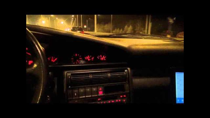 Audi A6 C4 2.5TDI AAT 100-140km/h