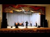 Детская студия танцев при ансамбле «Тангаур» объявила набор воспитанников