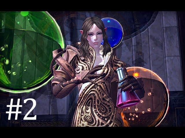 Tera online. Алхимия - гайд от GameZone MMO