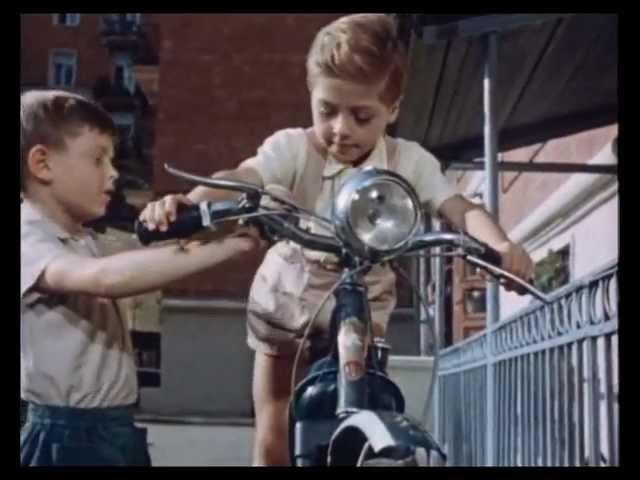 Песня Велосипед с мотором.