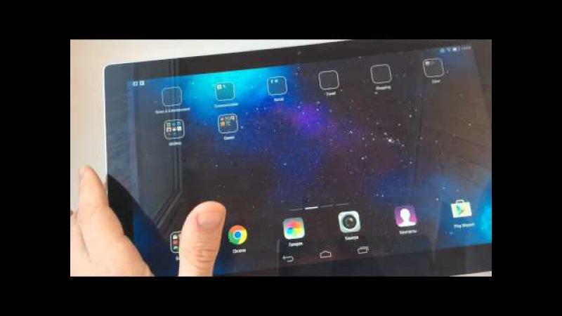 Lenovo Yoga Tablet 2 Pro - большой планшет с видеопроектором - видео обзор
