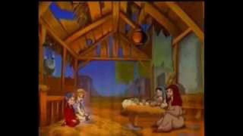 Рождественский мультфильм для детей Песнь Ангела