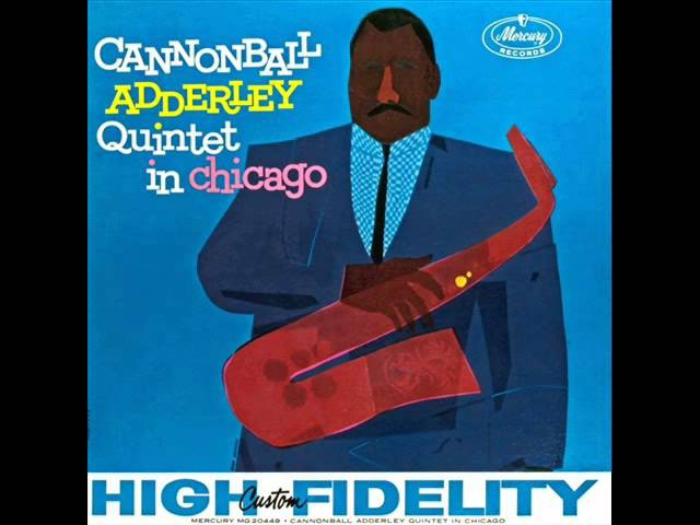 Cannonball Adderley Quartet - Stars Fell on Alabama
