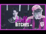C.L - Hello Bitches (ft. Infinite, BTS, Monsta X, SHINee, EXO, Got7, Super Junior, LuHan & MORE)