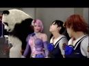 Tekken Tag Tournament 2 Концовки Алисы Сяоюй и Панды