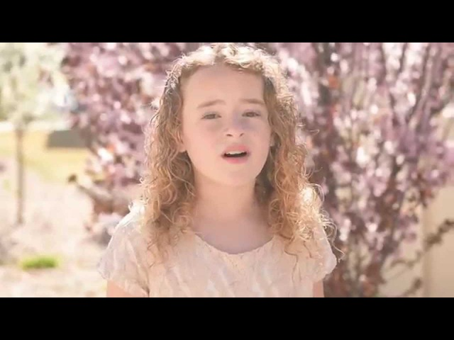 Gethsemane performed by Reese Oliveira, arranged by Masa Fukuda of One Voice Childrens Choir