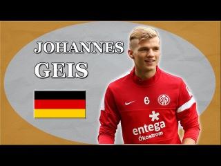 #6 Johannes Geis •● Goals and Assists ●• 14/15 || FSV Mainz || HD 720p // Welcome to Dortmund?