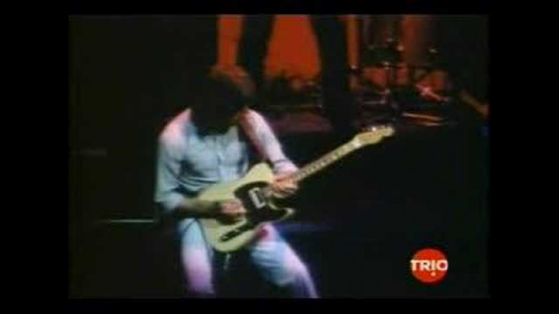 JEFF BECK ELIC CLAPTON - Futher On Up The Road
