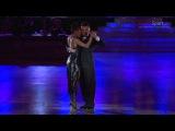 Dmitriy Vasin - Esmer Omerova Argentine Tango