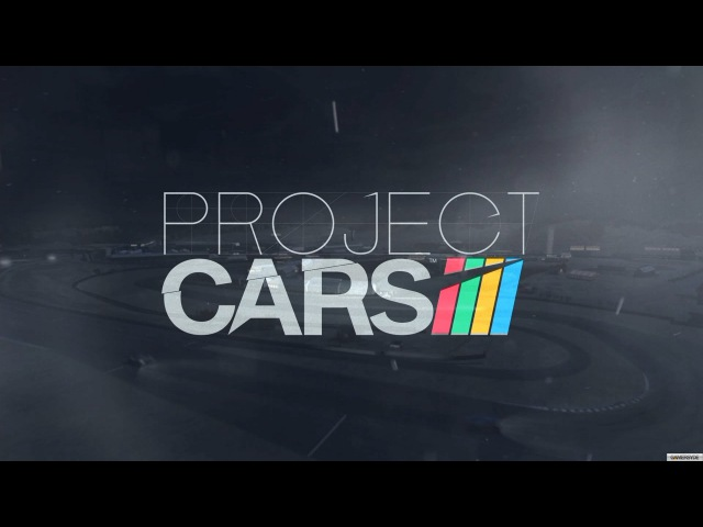 [ Project CARS ] Intro - Official Trailer (60fps)