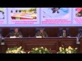 Брифинг начальника Генштаба ВС РФ Валерия Герасимова для иностранных военных атташе
