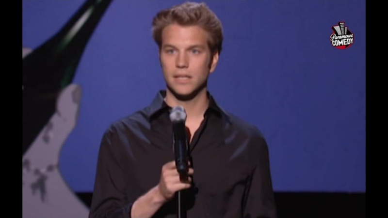 Anthony Jeselnik. Стендап от Comedy Central / Comedy Central Presents (Русская озвучка!)