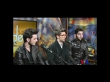 Il Volo with Larry London _ Border Crossing Interview (Русские субтитры)