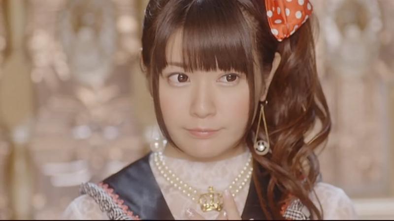 Ayana Taketatsu - Shuumatsu Cinderella (720x480 H264 AAC)