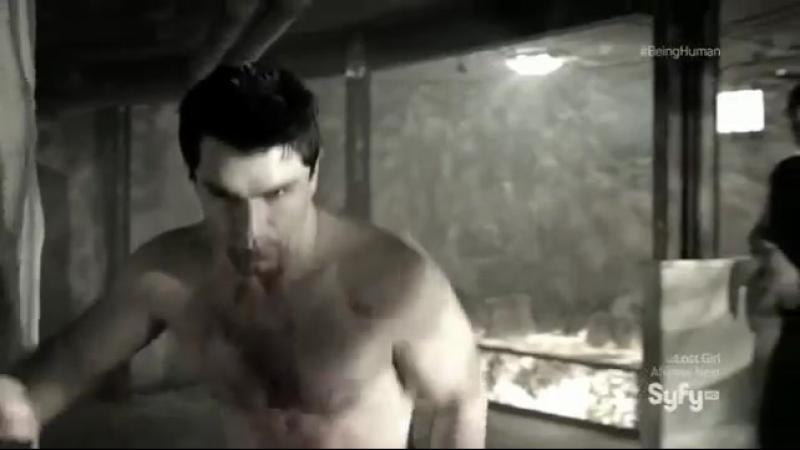 Клип из фильма (Being Human) -(Будь Человеком)
