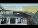 Экстремальная посадка Boeing 737-700 в Prepar 3d