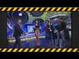 Развлечения - Женские прелести в прямом эфире !!!