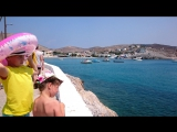 Греция,морская прогулка по островам 2015г