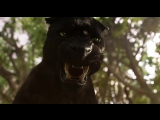 Дублированный трейлер фильма «Книга джунглей»