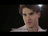 Darren Criss Interview: Hedwig, Life After Glee & New Music (rus sub)