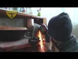 КАК СДЕЛАТЬ СЮРИКЕН (метательная звезда) - how to make a shuriken