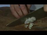 Как быстро очистить и нарезать лук