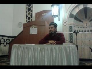 Нұр-Мүбарак. Ризабек Батталұлы-рамазан нәпсіні жену айы