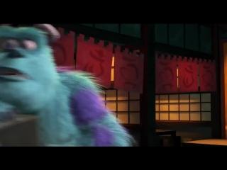 Монстрлар Корпорациясе [Monsters, Inc.] 2001 - Татарча Трейлер