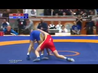 Финал турнир имени Поддубного
