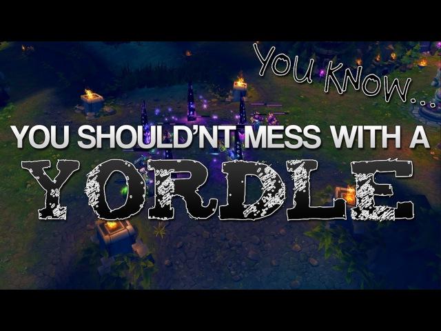 Instalok - Yordle (Katy Perry - Dark Horse ft. Juicy J PARODY)