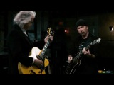 Jimmy Page, The Edge &amp Jack White -  In My Time Of Dying (It Might Get Loud)