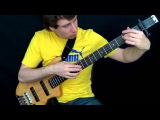 Epic Cover   Lord of the Rings Medley - Zander Zon - Solo Bass   EpicMusicVN