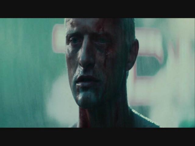 Blade Runner Бегущий по лезвию Монолог