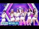 T-ARA - So Crazy   티아라 - 완전 미쳤네 [Music Bank COMEBACK / 2015.08.22]
