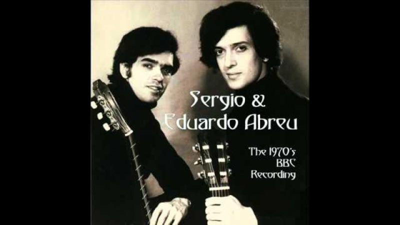 Duo Abreu BBC 1970 Le Rappel des Oiseaux - Rameau.wmv