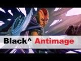 Black^ в команде РУССКИХ на Antimage | FUN Game