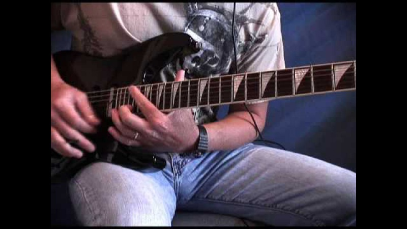 Line6 POD X3 Live Steve Vai Tone Video Demo by Glenn DeLaune