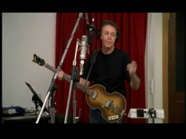 Paul McCartney - That's Alright, Mama